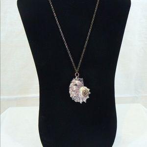 Jewelry - Custom Designed Shell Necklace- original piece